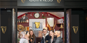 Free Pints Of Guinness In London's Smallest Pub This Christmas