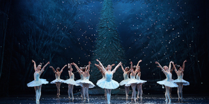 English National Ballet's Nutcracker Is As Festive As It Gets