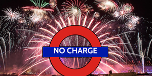 Remember: Free Transport Across London At New Year