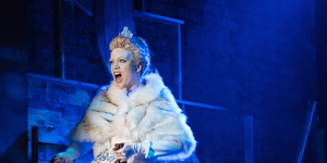 Frosty But Not Frozen: The Snow Queen At Park Theatre