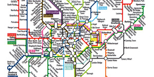 Tube Map Rip-Offs: New Book Exposes The Best And Worst Offenders