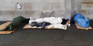 There Are Over 2,000 More Homeless People In London Than In 2018