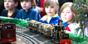 This MASSIVE Ally Pally Exhibition Is A Model Train Lover's Dream