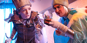 Who Needs A Manger When A Neurotic Reindeer Will Do? The Nativity Panto At King's Head Theatre