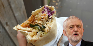 We Visited Jeremy Corbyn's Favourite Kebab Shop