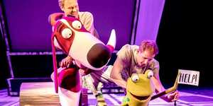 Oi Frog And Friends Brings A Modern Children's Classic To Life At Lyric Theatre