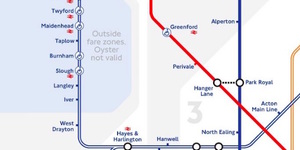 Reading Is Now On The Tube Map