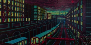 We're Slightly In Love With These Beautiful Linocuts Of London
