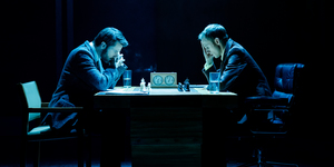 See Chess As A Cold War Proxy In Ravens: Spassky Vs Fischer At Hampstead Theatre