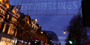 Have A Festive Adventure On Oxford Street