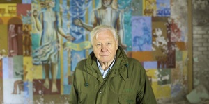 Tickets To See Living Legend David Attenborough At The Royal Albert Hall Go On Sale Tomorrow