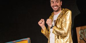 Hilariously Surreal: Spencer Jones At Soho Theatre