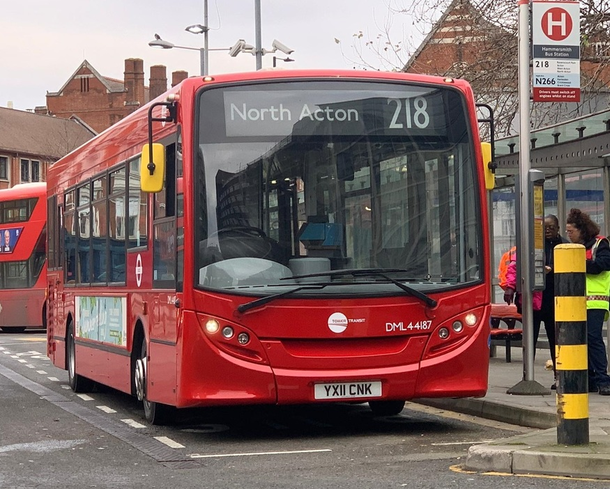 These 4 New Bus Routes Are Now Up And Running In West London