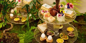 5 Tempting New Afternoon Teas To Try In London This Month: January 2020