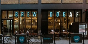 BrewDog Opens An Alcohol Free Bar In Old Street