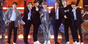 K-Pop Superstars BTS Unveil New Artwork At The Serpentine