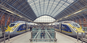 At Last! Eurostar Trains Will Run Direct From Amsterdam To London From April