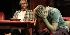 The Sunset Limited Is A Compelling 90 Minute-er