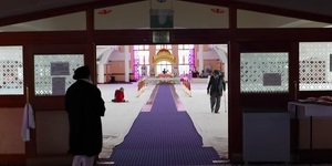 Step Inside The Largest Sikh Temple In London