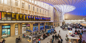 King's Cross Station Is Closed Completely This Weekend