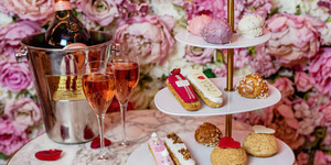 14 Lovely New Afternoon Teas To Try In London This Month: February 2020