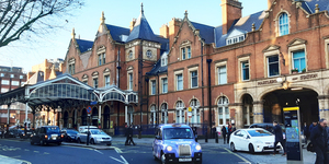 Inside Marylebone, London's Quaintest Rail Terminus