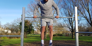 Who Actually Uses London's Outdoor Gyms?