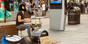 """Busking In London Is Becoming A Poor Person's X Factor"""