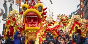 20 Photos Of London's Epic Chinese New Year Celebrations