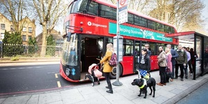 It's Official - All New Routemasters Will Be Front Door Boarding Only