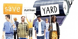 Croydon Creative Hub Matthews Yard Set To Close