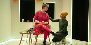 Scrounger Wheels Disability Discrimination Into The Spotlight At Finborough Theatre