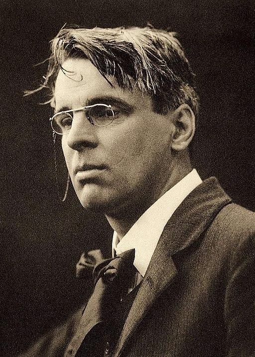 W.B. Yeats by George Charles Beresford