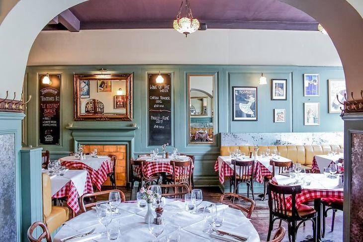 The best fine dining restaurants in Shepherd's Bush: Le Petit Citron
