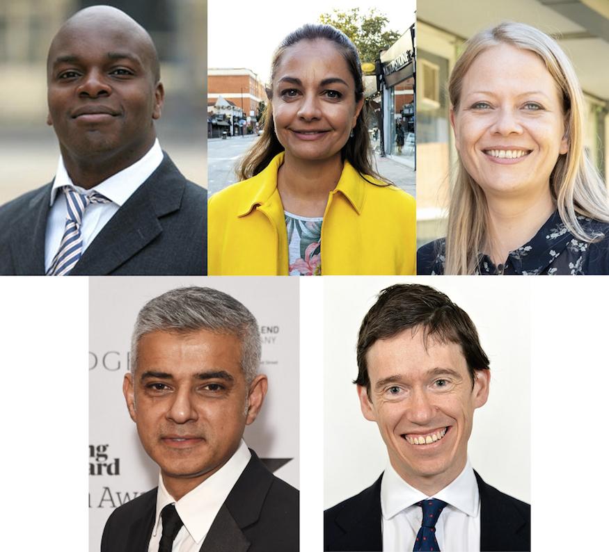 london mayor candidates - photo #8