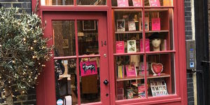 The Second Shelf: A Tiny Bookshop Tucked Away In A Secret Soho Courtyard
