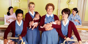 Call The Midwife Set Tours: Visit The Docks Which Double Up As 1960s Poplar