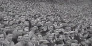 When Londoners Risked Their Lives To Watch Football During Air Raids