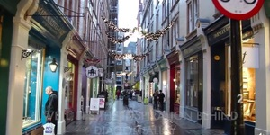 Love Books? Then You'll Love This Little Street In London
