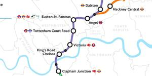 Euston St Pancras - The Crossrail 2 Station You Didn't Know About