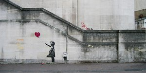 This Huge Banksy Exhibition Features 80 Artworks - And It's Coming To London In April