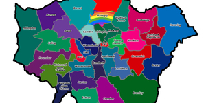 What Colour Is Your London Borough?