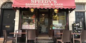 Breakfast At Speedy's, The Cafe From Sherlock