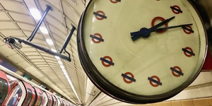 Tube Roundel Clocks, And Where To Find Them
