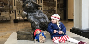 Where To Find The Paddington Bear Statue In Paddington Station