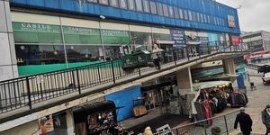 The Last Inhabitants Of Elephant And Castle Shopping Centre