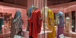 Glide Into A Fashionable Exhibition On Kimonos At V&A