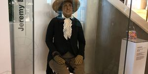 Where To See Jeremy Bentham's Body At UCL
