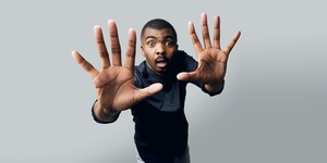 Loyiso Gola: Edgy Jokes With Butter-Wouldn't-Melt-Delivery
