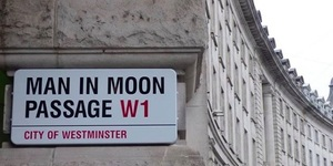 Is This The Best Named Passageway In London?